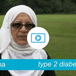 Image for Fatima - type 2 diabetes, lost 15 kilos through lifestyle changes