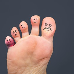 Image for Cantonese - Looking after your diabetic foot ulcer