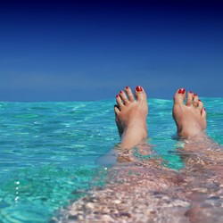 Image for Cantonese - Holiday Feet